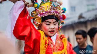 福建连城的元宵节,这里还保留着完好的民俗,在连城的罗坊乡