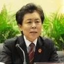 """女院長退休6年被查 曾獲""""中國法官十傑""""稱號"""