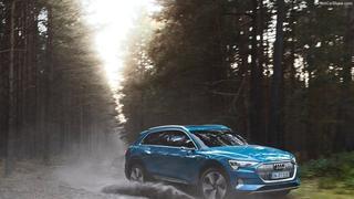 图集|2020款奥迪 e-tron,豪华品牌纯电动中型SUV