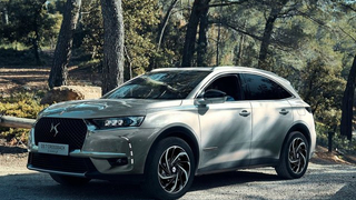 图集|DS 7 Crossback E-Tense 破百仅6.5s