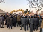 西安城改项目疑遭黑恶势力报复 佳兆业项目推进受阻