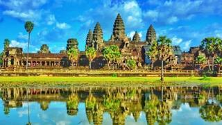 柬埔寨一张亮丽的旅游名片