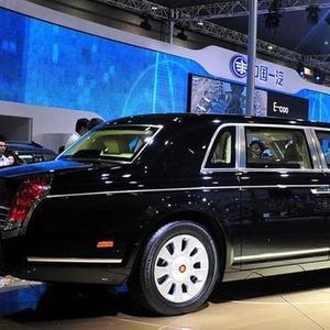 国产最豪华的车型,红旗L9售价一千万,尊贵程度碾压宾利