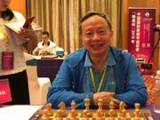 视频-广东老将梁金荣逼和外援 直言:能战2700