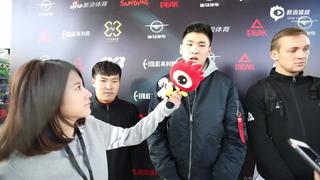 亚军NWY:我们有一颗冠军的心