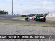 视频-直击FE季前试车 奥迪车手西阿伯特采访