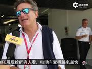 视频-直击FE季前试车 赛事创始人阿加格采访