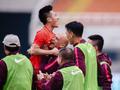 中国U-23男足憾平叙利亚 姚均晟轰出世界波