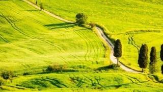意大利托斯卡纳、锡耶纳和阿西安的美丽风景