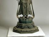 奈良药师寺国宝:圣观音立像