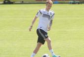 帅气德国队备战世界杯