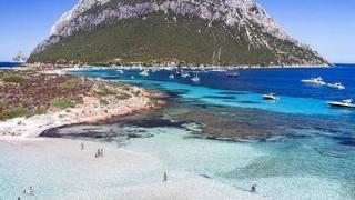 如画的意大利撒丁岛