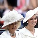 不招婆婆待见的凯特王妃 原来跟英国女王一个阵营
