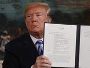 """特朗普又退群:除伊核协议 鹰派还有个""""最高目标"""""""