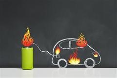 新能源汽车电池安全显现 热失控成自燃主要诱因