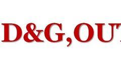 D&G北京银泰分店大门紧锁 电话无人接听(图)