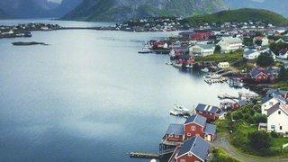 世外桃源,挪威风光