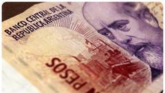 阿根廷央行被迫再次提高基准利率 比索继续大幅下跌