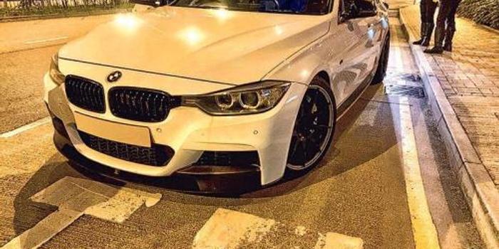 反非法赛车反酒驾 香港警方追截10公里拘涉事司机