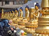 佛像必须要装藏后才能供奉吗