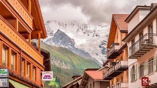 瑞士小镇,理想的居住地