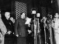 只有六位元帅参加开国大典 彭德怀林彪为何没来?