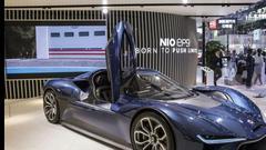 蔚来汽车赴美IPO 去年全年业绩净亏损7.588亿美元