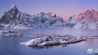 挪威的罗弗敦群岛,风光摄影师的朝圣之地