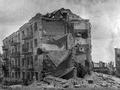斯大林格勒战役中一座无法摧毁的大楼,德军连攻58天未能成功