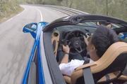 又快又帅的迈凯伦570S Spider敞篷车,到底好在哪里?!司机的自我...