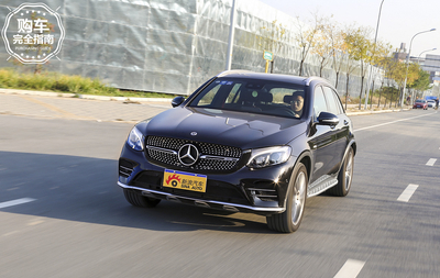 梅赛德斯-AMG GLC 43 4MATIC
