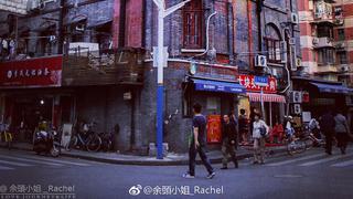 穿梭上海的古老街巷