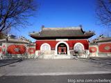 北京五顶八庙之北顶娘娘庙