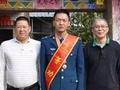 春节探亲喜报先行:让军人成为全社会尊崇的职业