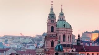 布拉格,宛如在童话里长不大的城市