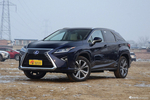 有颜值有实力,雷克萨斯RX新能源新车全国65.47万起