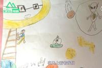 民警因公牺牲,6岁儿子作画:我要去天上看爸爸叹生离死别