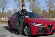 夏东评车 阿尔法·罗密欧 Giulia,30年来阿尔法首款量产后驱运动轿...