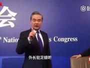 """王毅怒斥部分""""精日""""分子行径:中国人的败类!"""