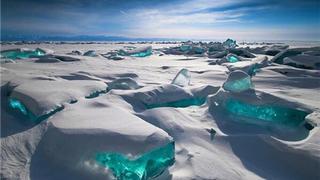 冬天有一种美叫贝加尔湖畔