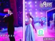 视频:北京春晚黄晓明林心如合唱《深情相拥》