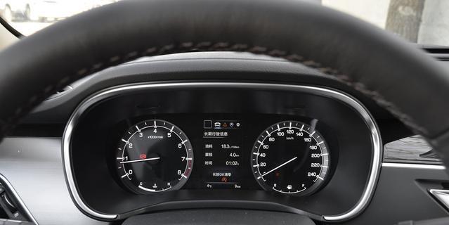 实拍|长安睿骋CC 8万级品质最强中型车