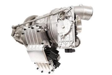 博格华纳首款eTurbo™电子涡轮增压器即将推向市场