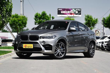 2月新车比价 宝马X6M宁波9.7折起