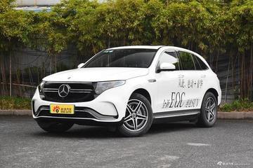 奔驰EQC天津56.72万起,最高优惠1.26万