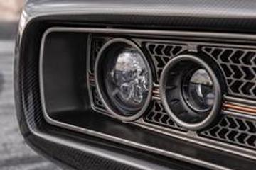 非常珍贵的1970 Dodge Charger 细节无敌