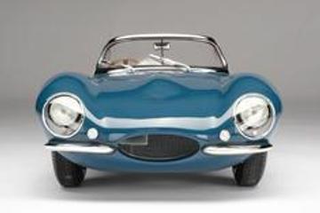 Amalgam推出捷豹XKSS,一台模型却有真车的售价
