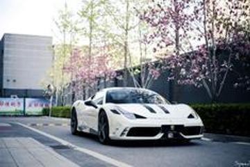 法拉利经典作品458 Speciale捍卫了大排量V8自吸最后的尊严!