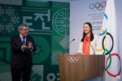 张虹被任命为2024年冬青奥会协调委员会主席