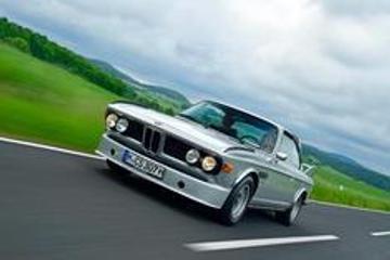 BMW 3.0 CSL,1972年推出的轿跑车,BMW M的开山之作